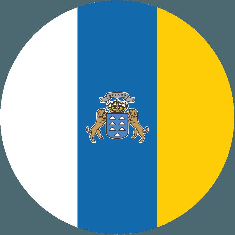 スペイン領カナリア諸島代表男子