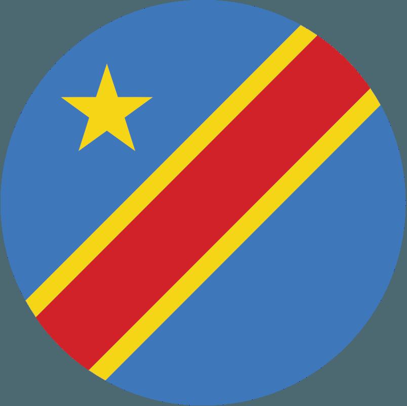 コンゴ民主共和国代表男子