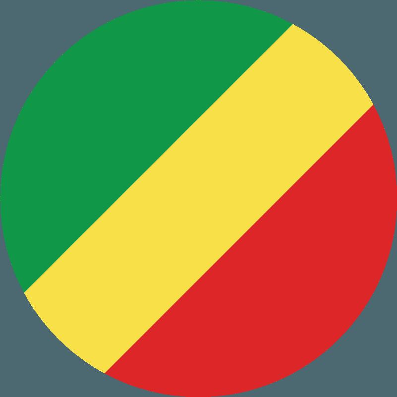 コンゴ共和国代表男子