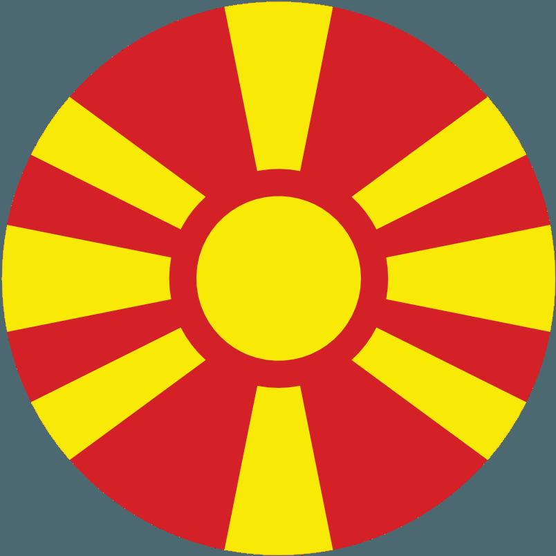 マケドニア旧ユーゴスラビア共和国代表男子