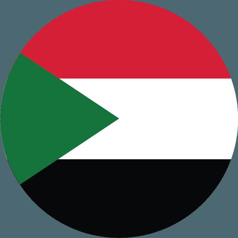 スーダン代表男子