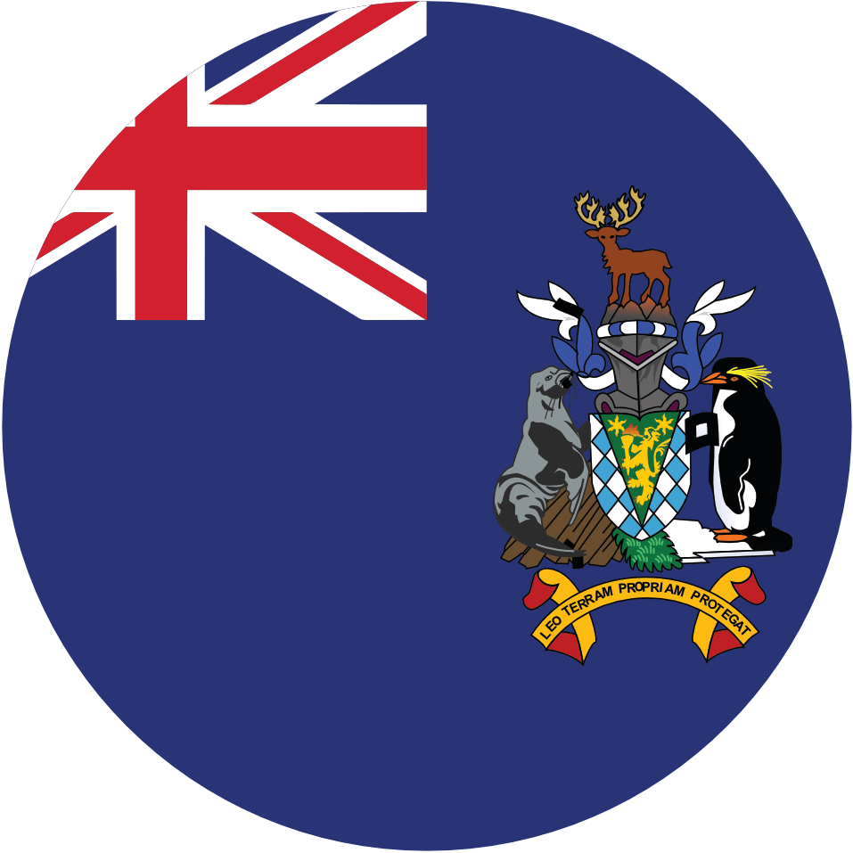 サウスジョージア・サウスサンドウィッチ諸島代表男子