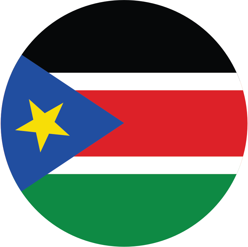 南スーダン代表男子