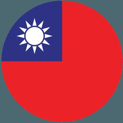 台湾代表男子