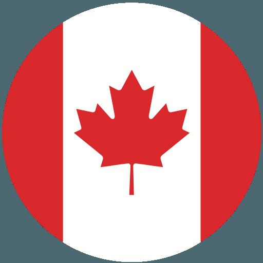 カナダペア