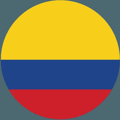 コロンビア代表男子