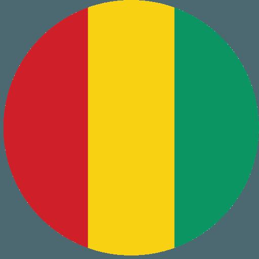 U-21ギニア代表男子