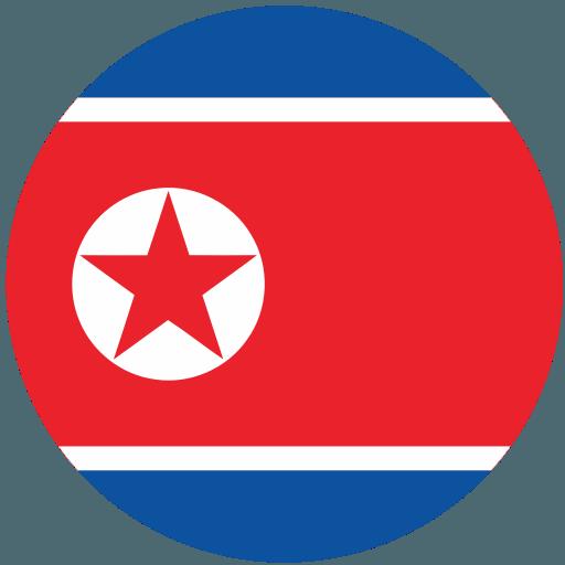 北朝鮮代表女子