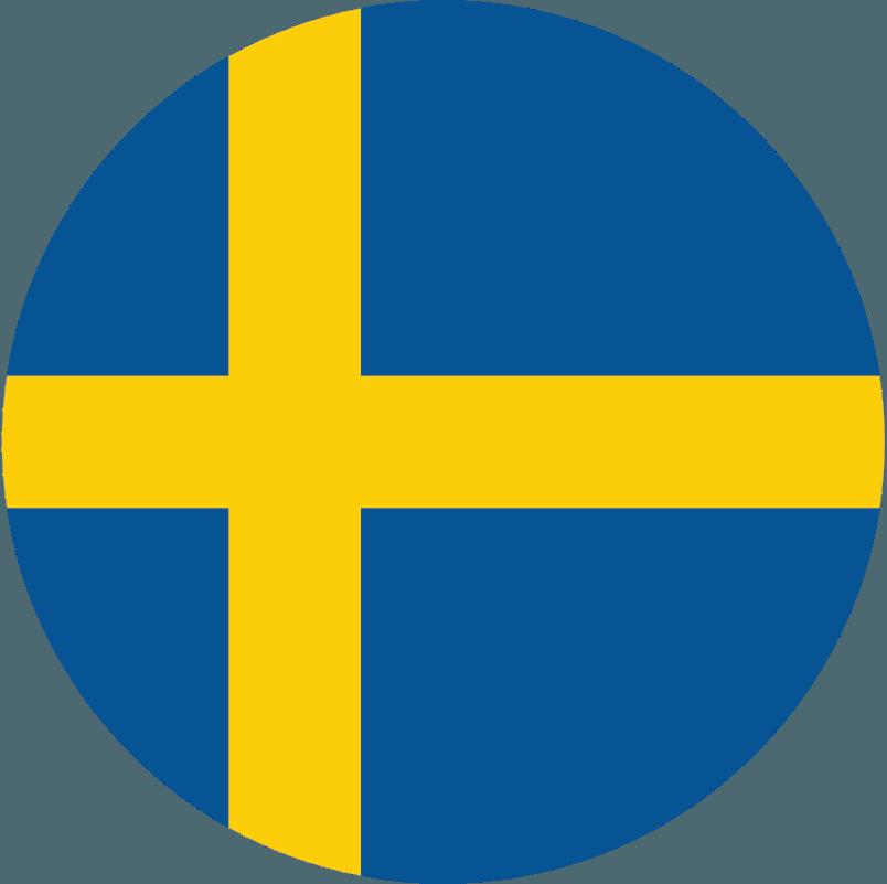 スウェーデン代表男子(ウィルチェアー)