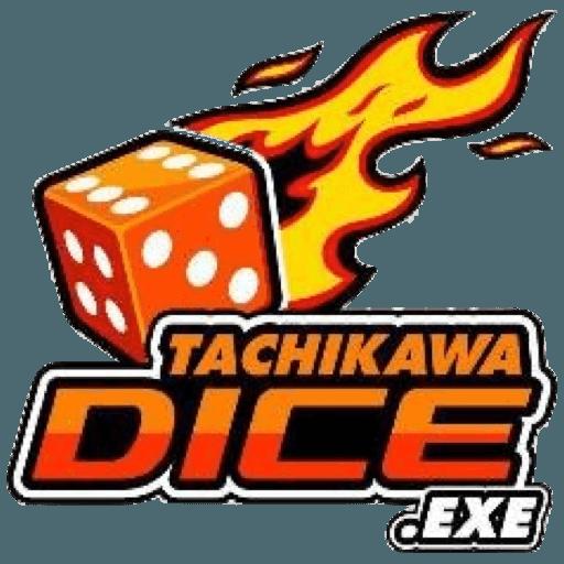 TACHIKAWA DICE.EXE(男子)