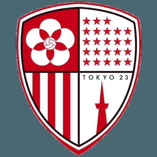 東京23フットボールクラブの試合...